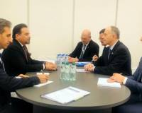 Acting Foreign Minister meets Deputy Secretary General of NATO
