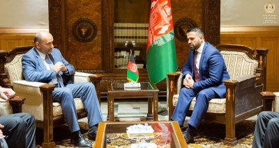 Deputy Foreign Minister Meets German Parliamentarian