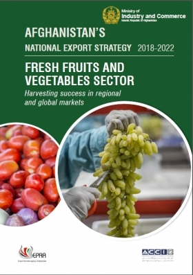 Afghanistan National Export Strategy
